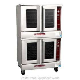 Southbend SLEB/20SC Convection Oven, Electric
