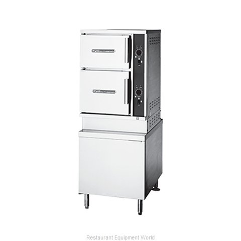 Southbend SX-34EC Steamer, Convection, Electric, Floor Model