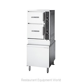 Southbend SX-55EC Steamer, Convection, Electric, Floor Model