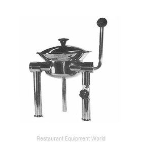 Southbend TOC-2S Kettle, Direct Steam, Countertop