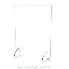 Spartan Refrigeration SACS-3636-ACRYLIC-CLOSED Safety Shield / Guard