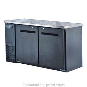 Spartan Refrigeration SBBB-48 Back Bar Cabinet, Refrigerated