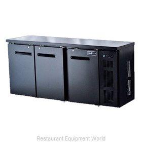 Spartan Refrigeration SBBB-79-SL Back Bar Cabinet, Refrigerated