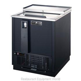 Spartan Refrigeration SBC-27 Bottle Cooler