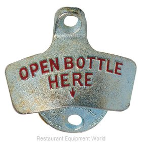 Spill Stop 13-300 Bottle Opener, Mounted/Field Installed