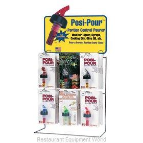 Spill Stop 13-720 Merchandising Rack
