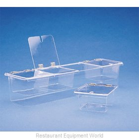 Spill Stop 151-01 Bar Condiment Server, Countertop