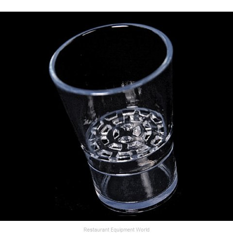 Spill Stop 644-00 Sidekick Shot Glass