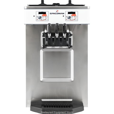 Spaceman 6235-C Soft Serve Machine (Magnified)