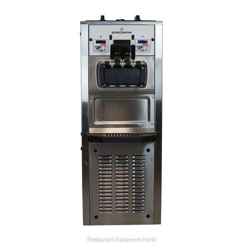 Spaceman 6378AH-3-PHASE Soft Serve Machine