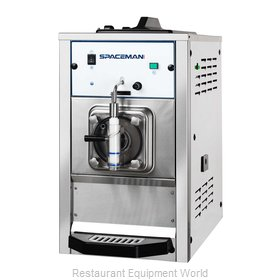 Spaceman 6450 Frozen Drink Machine, Non-Carbonated, Cylinder Type