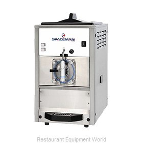 Spaceman 6450LB Frozen Drink Machine, Non-Carbonated, Cylinder Type