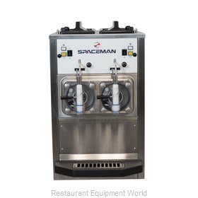 Spaceman 6455H Frozen Drink Machine, Non-Carbonated, Cylinder Type