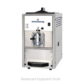 Spaceman 6490HLB Frozen Drink Machine, Non-Carbonated, Cylinder Type