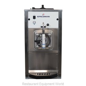 Spaceman 6650 Frozen Drink Machine, Non-Carbonated, Cylinder Type