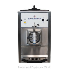 Spaceman 6690H Frozen Drink Machine, Non-Carbonated, Cylinder Type
