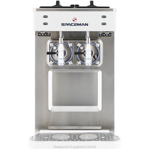 Spaceman 6695-C Frozen Drink Machine, Non-Carbonated, Cylinder Type