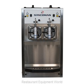 Spaceman 6695H Frozen Drink Machine, Non-Carbonated, Cylinder Type