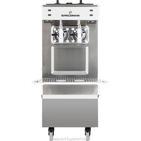 Spaceman 6795-C Frozen Drink Machine, Non-Carbonated, Cylinder Type