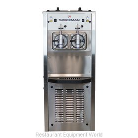 Spaceman 6795H Frozen Drink Machine, Non-Carbonated, Cylinder Type