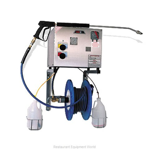 Spray Master Technologies 300-5107 Cleaning System, Pressure