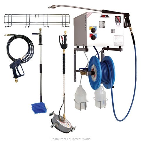 Spray Master Technologies 300-5356 Cleaning System, Pressure