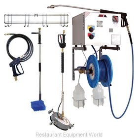 Spray Master Technologies SMT-600WDF Cleaning System Pressure Washer
