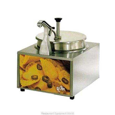 Star 11WLA-HS CUL Nacho Cheese Warmer