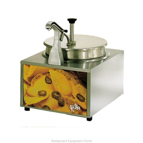Star 11WLA-HS Food Topping Warmer, Countertop