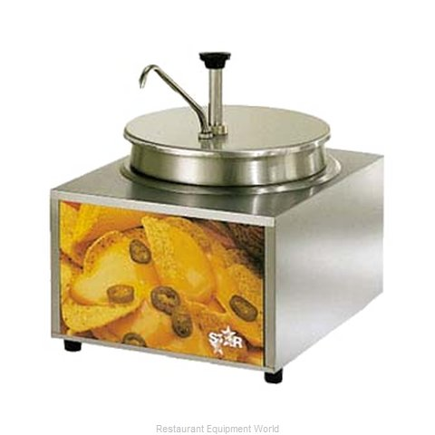 Star 11WLA-P CUL Food Warmer Cooker Rethermalizer Countertop