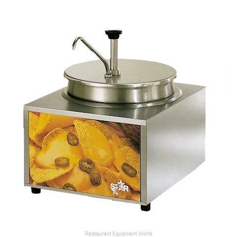 Star 11WLA-P Food Topping Warmer, Countertop