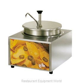 Star 11WLA-P Food Topping Warmer, Countertop