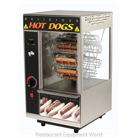 Star 174CBA Broil-O-Dog Hot Dog Broiler