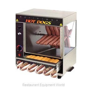 Star 175SBA Broil-O-Dog Hot Dog Broiler