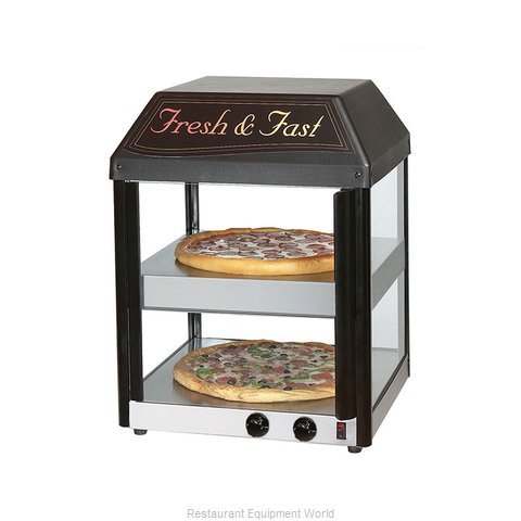 Star 18MCP Heated Pizza Merchandiser (Magnified)