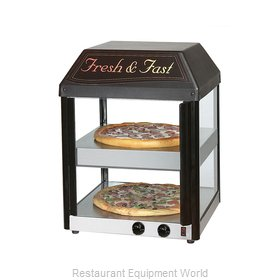 Star 18MCPT Heated Pizza Merchandiser