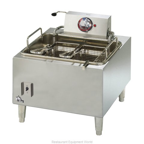 Star 301HLF Fryer Counter Unit Electric Full Pot (Magnified)