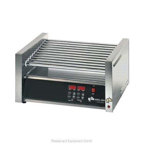 Star 30CBDE Hot Dog Roller Grill