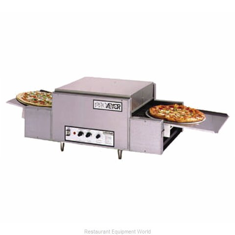 Star 314HX/1PH Conveyor Oven Electric