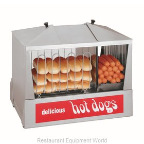 Star 35SSC Hot Dog Steamer