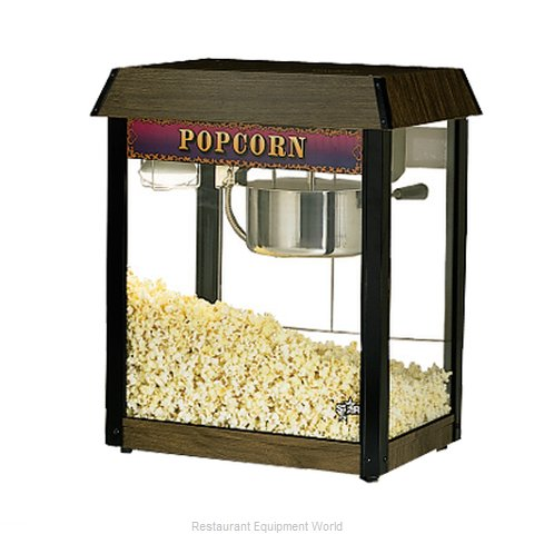 Star 39D-A 6 oz. Popcorn Popper