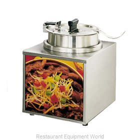 Star 3WLA-4H Food Topping Warmer, Countertop