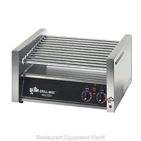 Star 45C Hot Dog Roller Grill