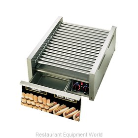 Star 45SCBD Hot Dog Roller Grill