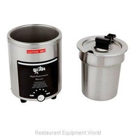 Star 4RW-4H Food Pan Warmer, Countertop