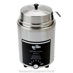 Star 4RW-L Food Topping Warmer, Countertop