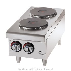 Star 502FF Hotplate, Countertop, Electric