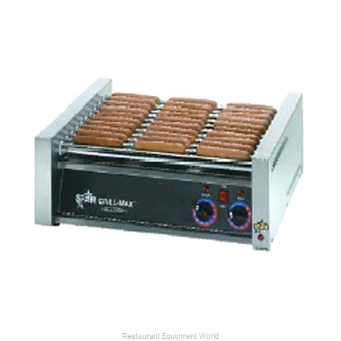 Star 50CF Hot Dog Roller Grill