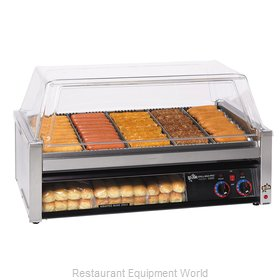 Star 50SCBBC Hot Dog Roller Grill
