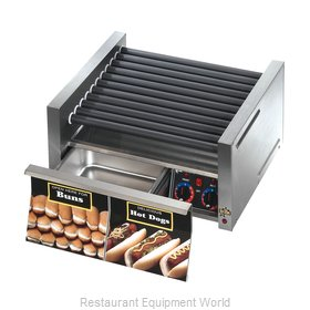 Star 50SCBD Hot Dog Roller Grill